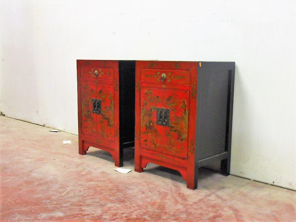 Comodini laccati china art - Mobili cinesi laccati ...
