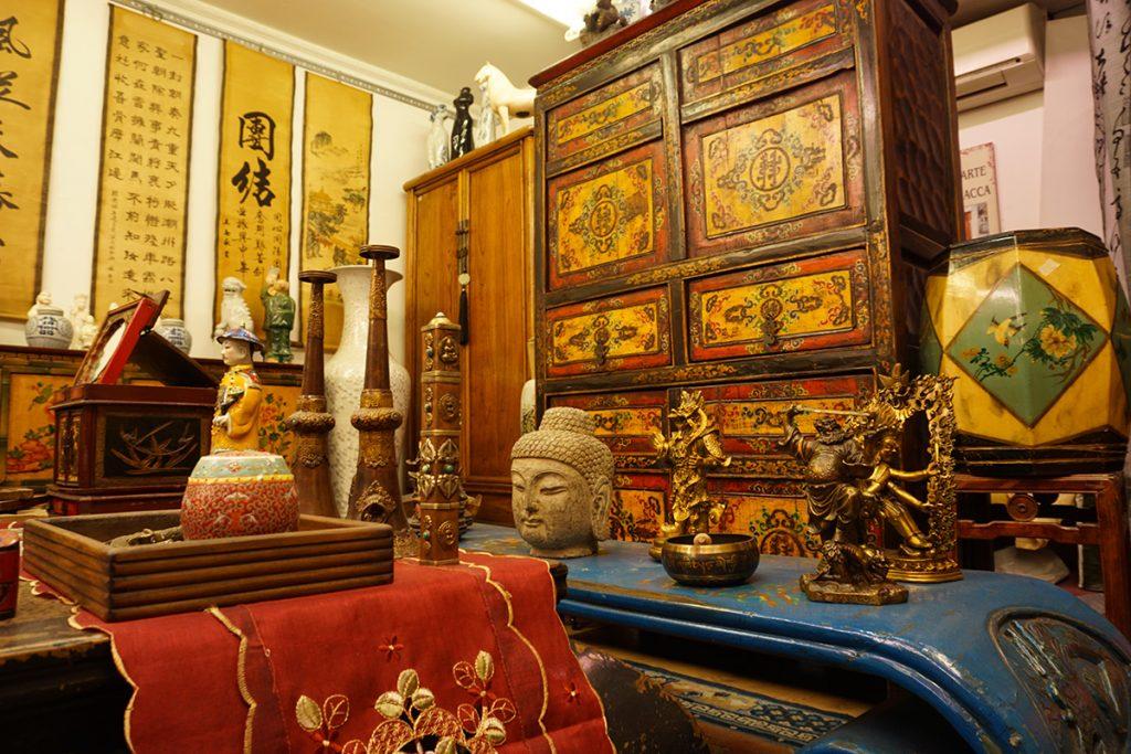 Arredamento Cinese Modena.Chinaart Antiquariato Orientale Roma Mobili Etnici Cinesi