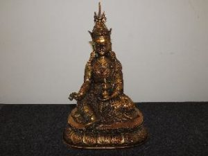 statua budda bronzo