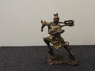 statuina guerriero cinese