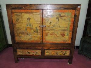 mobili etnici antichi