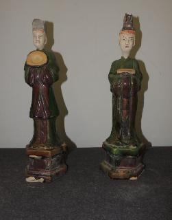 statue terracotta