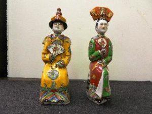 statuine imperatori cinesi