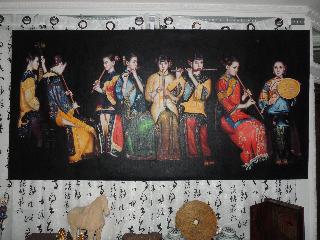 dipinto orientale roma