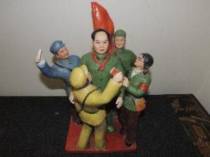 statua rivoluzione culturale