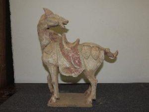 cavallo terracotta cinese