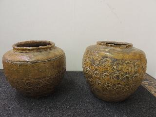 giare terracotta roma