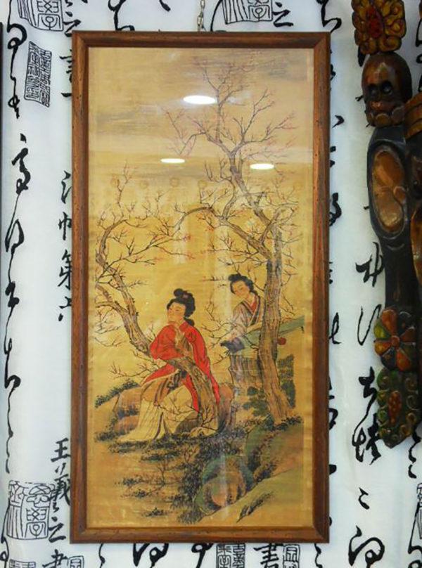 dipinto cinese antico