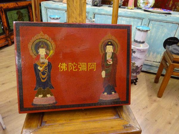 scatola cinese antica
