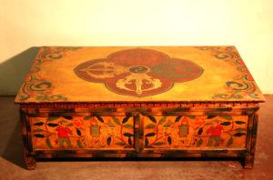 tavolo tibetano antico roma