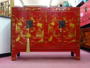 servante cinese