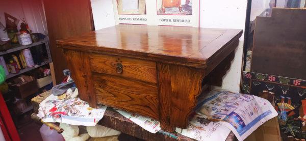 tavolino cinese basso
